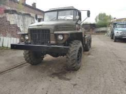 Урал 375. седельный тягач, 6 000кг., 6x6