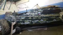Амур 2. 2007 год, длина 5,50м., двигатель подвесной, 115,00л.с., бензин
