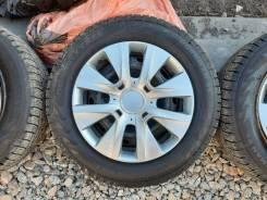 Комплект зимних колес Nokian Nordman RS2