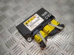 Блок управления подушками безопасности Opel Astra J 2011 [21961] 13582437