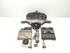 Блок управления двигателем Skoda Fabia II (5J) 2008 [34023] 03D906023