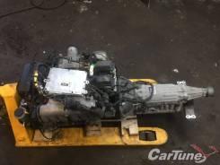 Двигатель в сборе с АКПП Crown JZS155 2JZ-GE 67т. км [Cartune25] 059
