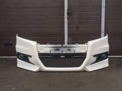 Бампер Honda Stepwgn, передний RK5