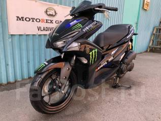 Yamaha Aerox. 155куб. см., исправен, птс, без пробега