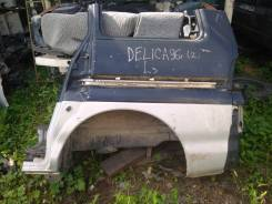 Крыло заднее левое MMC Delica PE8W