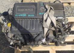 ДВС с КПП, Mazda ZJ - CVT FF DE3FS 83 222 km коса+комп