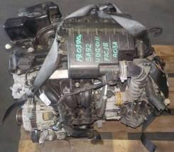 ДВС с КПП, Mitsubishi 3A92 - CVT F1CJB FF A03A 19 039 km коса+комп