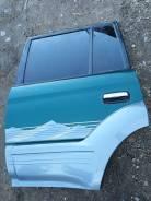 Дверь задняя левая цвет к12 на Toyota Land Cruiser Prado 90/95