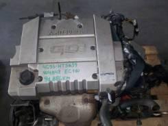 ДВС с КПП, Mitsubishi 4G93 - AT W4A42 4WD EC1W GDI MD351017 91 886 km