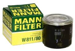 Масляный фильтр W 811/80 MANN