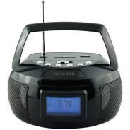 Аудиомагнитофон Hyundai H-PAS140 Чёрный