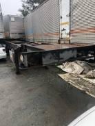Wabash. Продам трехосный низкий полуприцеп контейнеровоз на новой шине, 34 300кг.