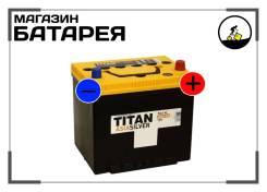 Titan. 70А.ч., Обратная (левое), производство Россия. Под заказ