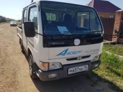 Nissan Atlas. Продается грузовик 2001 года, 4WD, 3 200куб. см., 1 000кг., 4x4