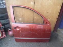 Дверь передняя правая Skoda Fabia 1999-2007