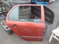 Дверь задняя правая Skoda Fabia 1999-2007