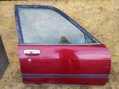 Дверь передняя правая Toyota Carina #T170