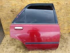 Дверь задняя правая Toyota Carina #T170