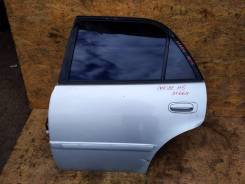 Дверь задняя левая Toyota Sprinter Carib AE11#