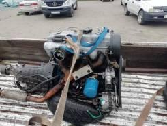 Двигатель с коробкой на hyundai grace