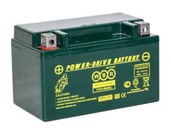 Аккумулятор МТG 12-7 YTX7A-BS 7 а/ч 150х86х94 гелевый WBR