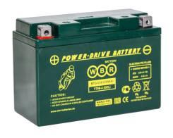 Аккумулятор МТG 12-9 YT9B-4 9 а/ч 151х71х107 гелевый WBR