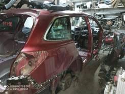 Крыло заднее правое Subaru Legacy BR9 2011 цвет 69Z