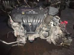 Двигатель Mitsubishi 4B12 2.4 литра с вариатором и навесным CV5W