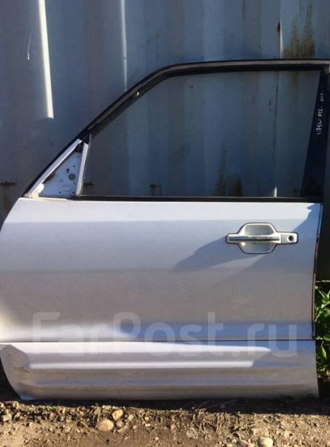 Дверь передняя левая Mitsubishi Pajero 3/ Montero 3 V75 2000-2003