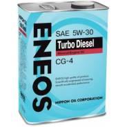 Eneos Turbo Diesel. 5W-30, минеральное, 4,00л.