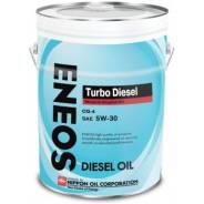 Eneos Turbo Diesel. 5W-30, минеральное, 20,00л.