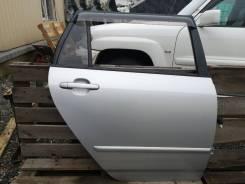 Дверь правая задняя Toyota Corolla Fielder ZZE-122, 1ZZ-FE. 2005 год.