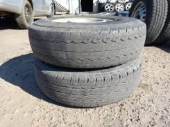 Продам пару колес Dunlop DV-01