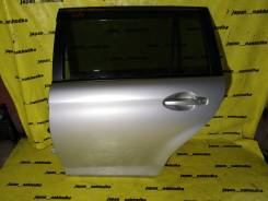 Дверь Toyota Corolla Fielder, левая задняя NKE165 (1F7)