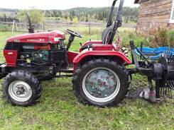 HBM-Nobas. Трактор HY 244. С навесным оборудованием, 24,00л.с.