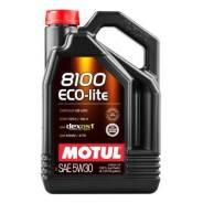 Motul 8100 Eco-Lite. 5W-30, синтетическое, 4,00л.