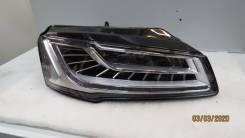 Фара левая Audi A8 D4 рестайлинг Matrix