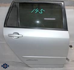 Дверь задняя шт! (1Е7) правая Toyota Corolla Fielder