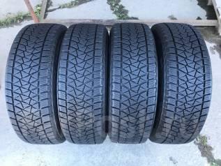 Bridgestone Blizzak DM-V2. зимние, без шипов, 2015 год, б/у, износ 5%