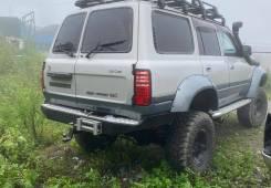Двери задние Land Cruiser 80 распашонки