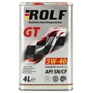 ROLF. 5W-40, синтетическое, 4,00л.