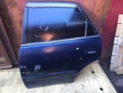Дверь задняя левая Toyota Sprinter AE110 оригинал в наличии! Дефект!