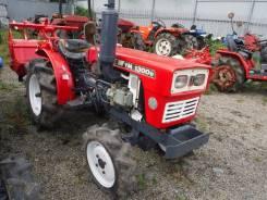 Yanmar YM1300. Трактор 13 лс, 4wd, фреза в комплекте, колея меняется, 13,00л.с.