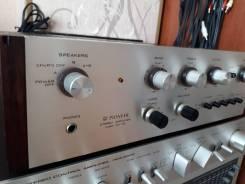 Усилитель Pioneer SA- 70. 1968г. Phono MC-MM