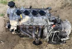 Двигатель 1SZ Toyota Vitz с АКПП в сборе