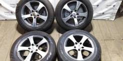 Комплект литых дисков Skad на шинах 19565R15 Bridgestone