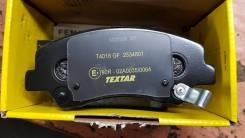 Колодки тормозные дисковые передние Textar 25348 01 Hyundai/KIA