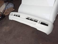 Передний бампер Toyota LAND Cruiser HDJ100