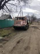 ТТЗ. Трелевочный трактор