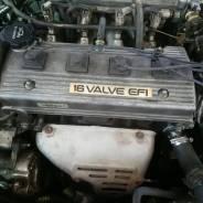 Двигатель Toyota Carina AT192 5AFE 2WD